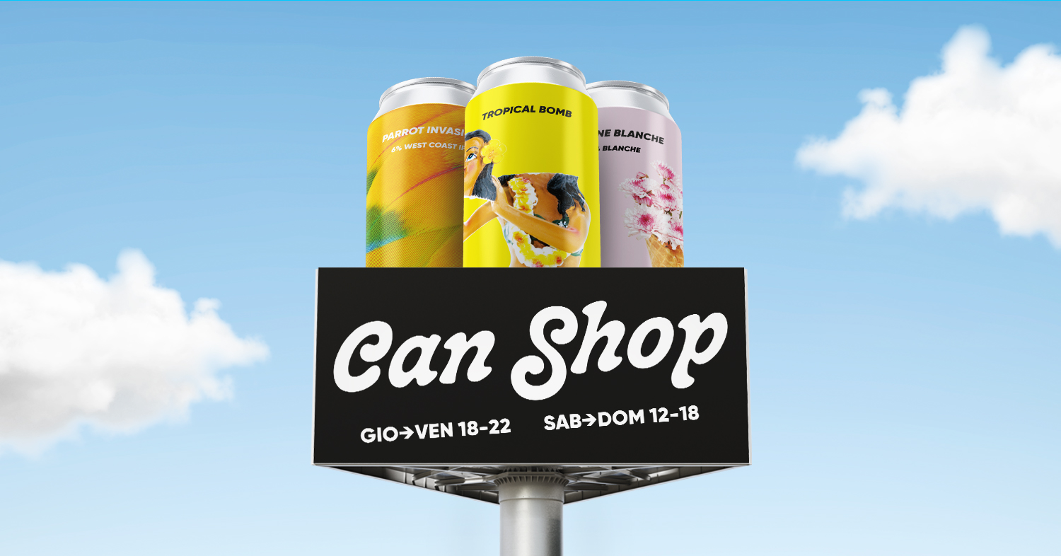 CAN SHOP